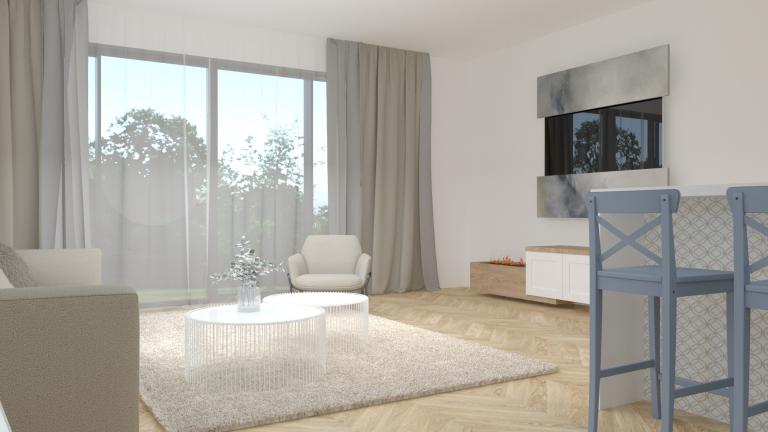 V obývacím pokoji trávíte nejvíce času. Myslete na to při návrhu!